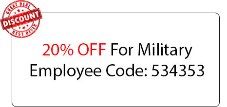 Military Employee Discount - Locksmith at Westland, MI - Locksmiths Westland MI